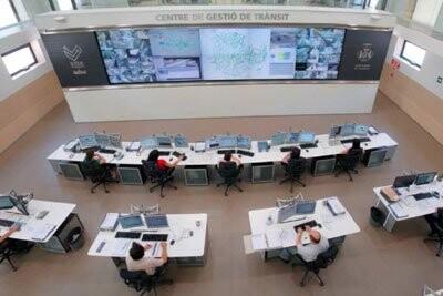 Centro de Gestión del Tráfico de Valencia
