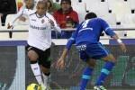 Feghouli marcó por partida doble en el Valencia CF - Getafe CF