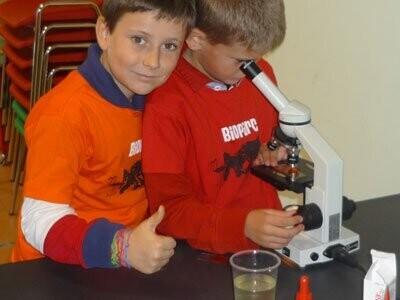 Bioparc Valencia – Experimentos de escolares de primaria