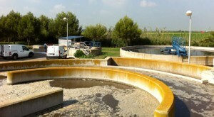 Estación Depuradora de Aguas Residuales de El Perellonet