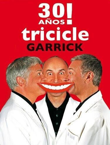 El Tricicle despide Garrik, en el Teatro Olympia de Valencia