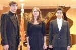 """Guanyadors del Concurs de Piano """"Mestre Josep Serrano"""" 2011"""