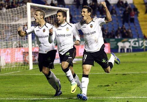 Levante – Valencia, 0-2