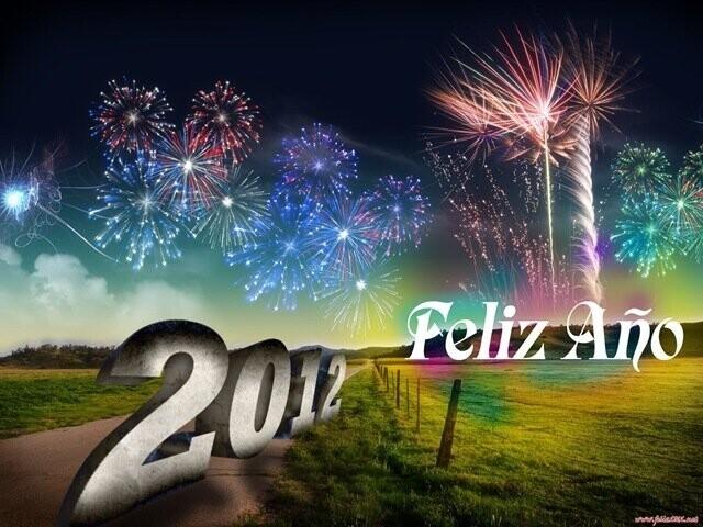 2012 felicitación