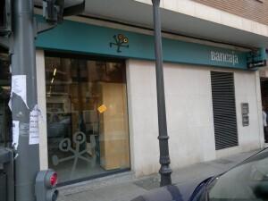 Sucursal de Bancaja en Valencia