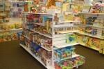 Compras navideñas de juguetes