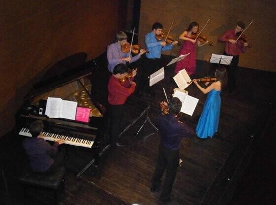 El Ensemble de Violines Capilla de San Esteban recibe 2012 con una matinée en el Ateneo