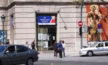 La Tourist Info Valencia Diputación cerrará sus puertas