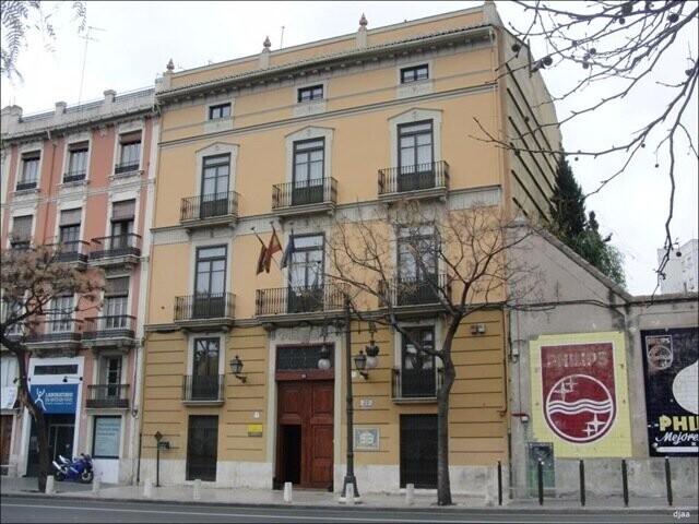 Casa Museo Benlliure. Foto: Javier Furió