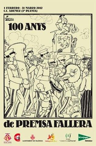 Cartel-definitivo-exposición-100-anyos-prensa-fallera