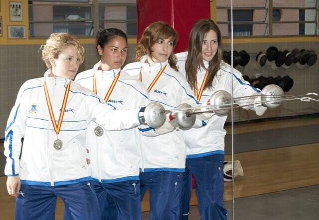 Equipo femenino SAV