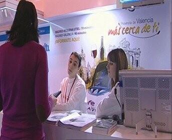 FITUR 2012 Terra i Mar potenciará en Fitur la provincia de Valencia como destino turístico[20-58-04]