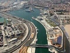 Puerto de Valencia. Marina Real