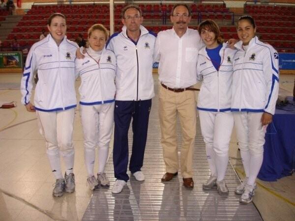 Subcampeonas España 2011