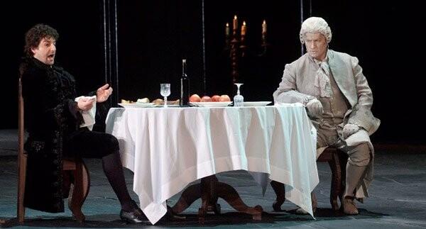 Don Giovanni se estrena el próximo viernes, 27 de enero en el Palau de les Arts