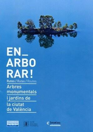 En_Arborear, libro de Diputación Provincial de Valencia sobre árboles y jardines