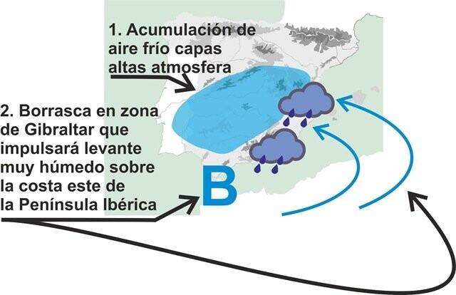 mapa lluvias