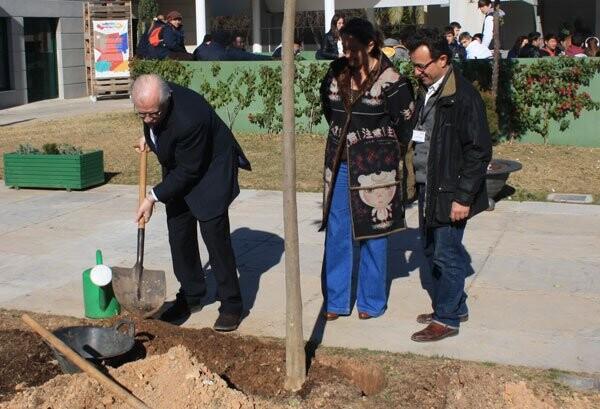 Ramón Isidro Sanchis inaugura la exposición ' class=