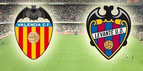Valencia - Levante, duelo valenciano en Copa del Rey