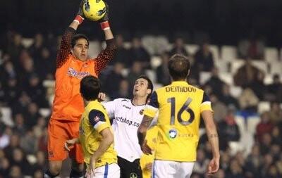 Valencia - Real Sociedad (0-1)