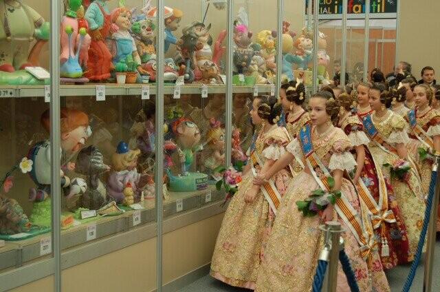 Inauguración de la Exposición del Ninot 2012