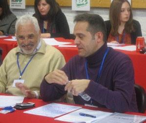 EU reelige por tecera vez a Amadeu Sanchis como coordinador de Valencia
