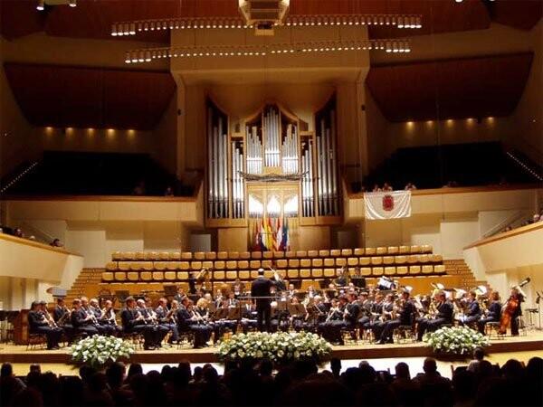 Concierto de la Banda Municipal de Valencia