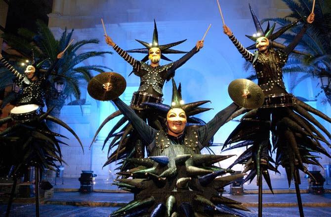 Maduixa Teatre abrirá La Crida con un espectáculo
