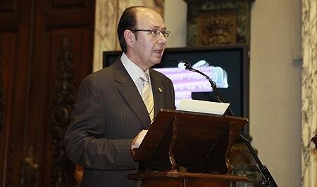 Vicente Fayos deja de ser Secretario General de la JCF