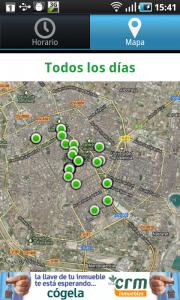 Mapa de actividades - CRM Fallas