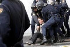 Manifestación IES Luis Vives 11