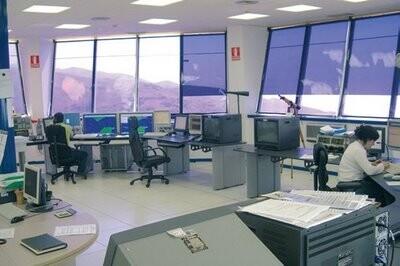Torre de control maritimo