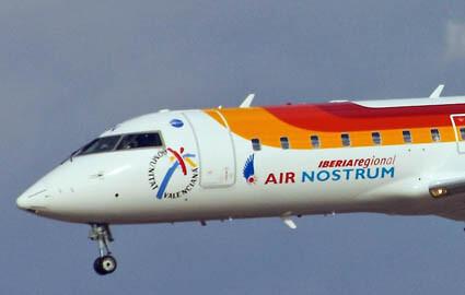 Aeronave de Air Nostrum