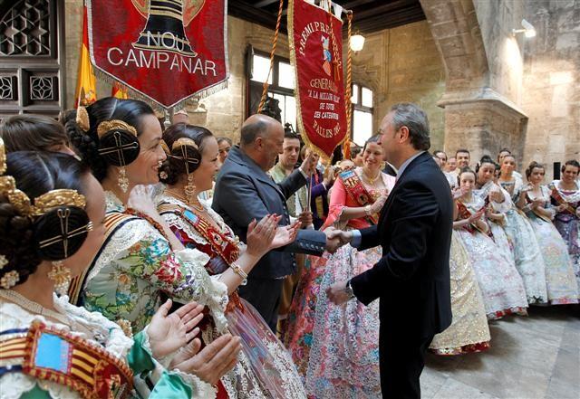 Valencia17032012. Fallas ganadora Nou Campanar