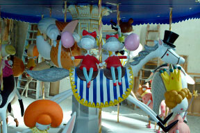Falla infantil 2012 de Exposición, de Marina Puche