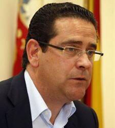 El concejal de Urbanismo, Jorge Bellver