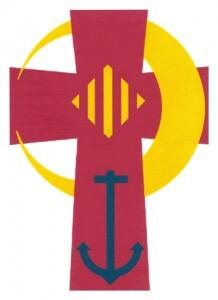 Logo Agrupación Moros y Cristianos Marítimo