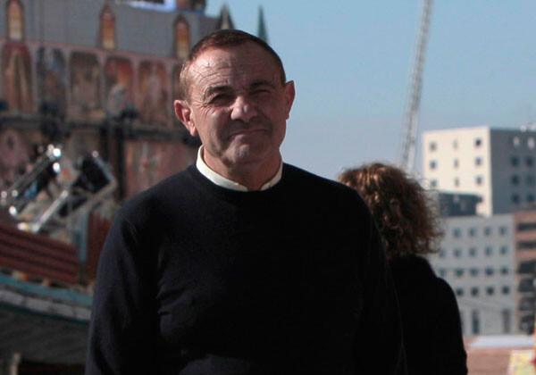 José Luis Garcela, presidente de la Asociación de Feriantes de Valencia