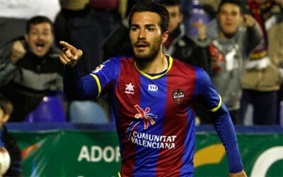 El Levante vuelve a puestos Champions (1-3)