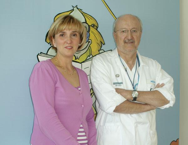 La experiencia de un niño hospitalizado en La Fé con una enfermedad rara inspira un libro