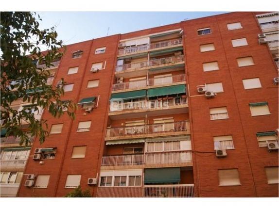 Edificio de la calle Fuencaliente