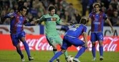 Levante UD. FC Barcelona