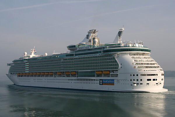El crucero Liberty of the seas