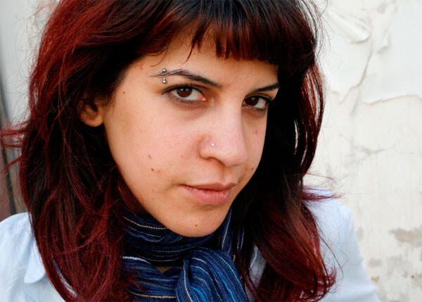 Lina Ben Mhenni, iniciadora de la Primavera Árabe