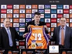 Valencia Basket. Perasovic