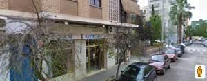 La calle Guillem Ferrer donde ocurrieron los hechos