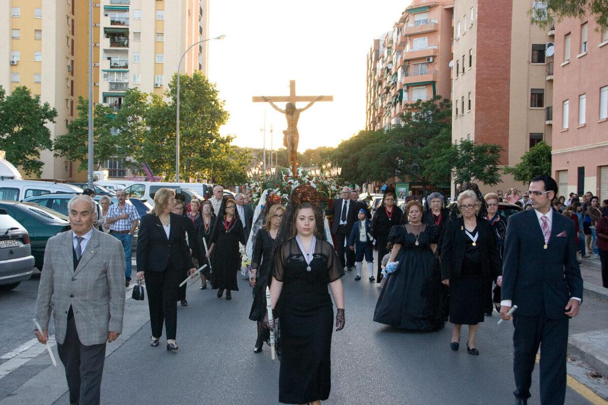 Procesión del Cristo de los Desamparados