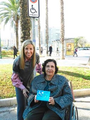 Las oficinas municipales, más accesibles a personas discapacitadas