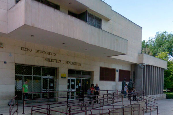 Hemeroteca municipal de Valencia