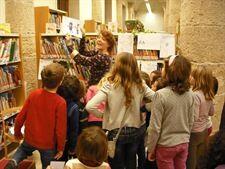 Maratón de Lectura organizado por la Biblioteca Pública de Valencia